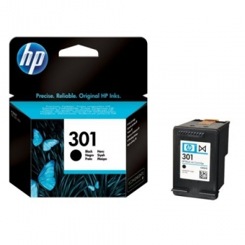 Cartus Cerneala HP Nr. 301 Black Vivera Ink 190 Pagini for Deskjet 1000, 2000, 2050, 3000, 3050 CH561EE