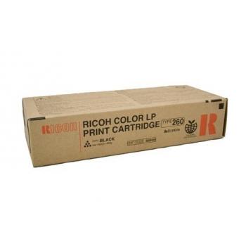Cartus Toner Ricoh Type 260 Black 24000 pagini for Aficio CL 7200, Aficio CL 7300D 888446