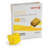 Xerox ColorQube ink yellow pentru Colorqube 8870 (6 sticks), dmo, 17300 pages