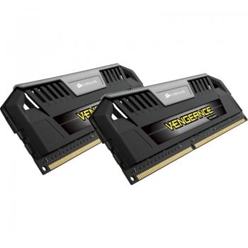 Memorie RAM Corsair Vengeance Pro KIT 2x4GB DDR3 1600MHz CL9 CMY8GX3M2A1600C9