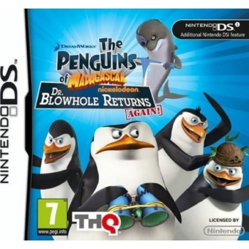 Penguins Dr Blowhole DS