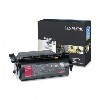 Cartus Toner Lexmark 12A6765 Black 30000 pagini for T620, T622, X620
