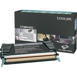 Cartus Toner Lexmark C736H1KG Black Return Program 12000 pagini for C736DN, C736DTN, C736N, X736DE, X738DE, X738DTE