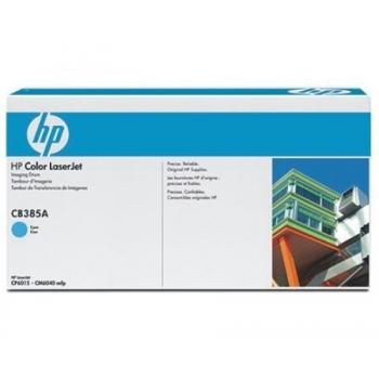 Unitate Cilindru HP CB385A Cyan 35000 Pagini for Color LaserJet CM6030 MFP, CM6030F MFP, CM6040 MFP, CM6040F MFP, CP6015DN, CP6015N, CP6015XH