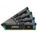 Memorie RAM Corsair Kit 4x8GB DDR3 1333MHz CL9 Radiator XMS3 CMX32GX3M4A1333C9