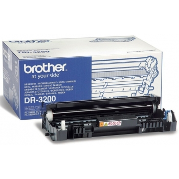 Unitate Cilindru Brother DR-3200 Black 25000 pagini for DCP-8070D, DCP-8085DN, HL-5340D, HL-5350DN, HL-5350DNLT, HL-5370DW, HL-5380DN, MFC-8370DN, MFC-8380DN, MFC-8880DN, MFC-8890DW