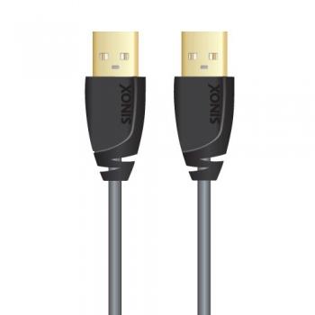CABLU USB2.0 Plus A (T) - A (T), 2.0m, Sinox SXC4802