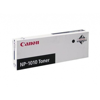 Cartus Toner Canon NP-1010 Black 2000 Pagini for NP 1010, NP 1020, NP 6010 CFF41-6601000