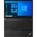 Laptop Lenovo 15.6 ThinkPad E15 Gen 2, FHD IPS, Procesor AMD Ryzen 3 4300U (8M Cache, up to 3.7 GHz), 8GB DDR4, 256GB SSD, Radeon, No OS, Black