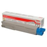 Cartus Toner Oki 43459332 Black High Capacity 2500 Pagini for C3300N, C3400N, C3450N