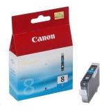 Cartus Cerneala Canon CLI-8C Cyan 13 ml for MP400, IP4200 BS0621B001AA