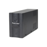 UPS Gembird Power Cube 650VA 360W Interactiv cu AVR UPS-PC-652A