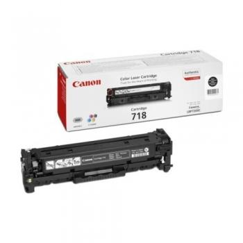 Cartus Toner Canon CRG-718B 3400 Pagini for LBP 7200CDN, MF 8330CDN, MF 8350CDN CR2662B002AA
