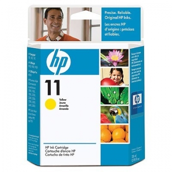 Cartus Cerneala HP Nr. 11 Yellow 28 ml for BI 2200 C4838A