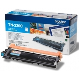 Cartus Toner Brother TN230C Cyan capacitate 1400 pagini for DCP-9010CN, HL-3040CN, HL-3070CW, MFC-9120CN, MFC-9320CW