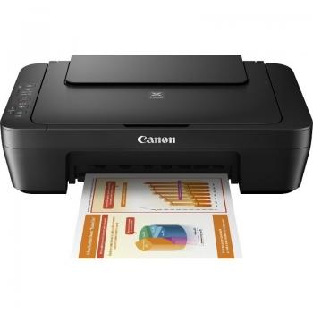 Multifunctional Inkjet Color Canon InkJet MG2550s A4 8 ipm USB CH0727C006BA