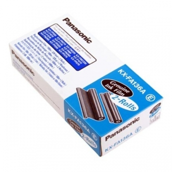 Pachet FilmFax Panasonic 2x100m for KX-FP105 KX-FA136A-E