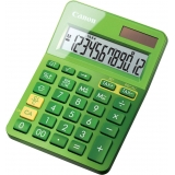 CANON LS-123K-GR CALCULATOR HAND 12 GREEN
