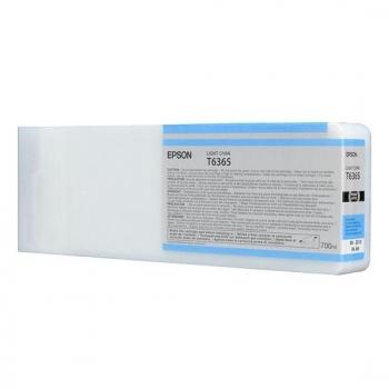 Cartus Cerneala Epson T6365 Light Cyan 700ml for Stylus Pro 7900, Stylus Pro 9900 C13T636500