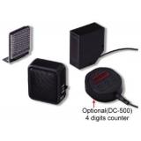 Sistem de avertizare intrare magazine SCS DES-700 bariera IR + prisma reflexie