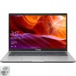 "Laptop ASUS X509JA i5-1035G1 pana la 3.60 GHz 15.6"" Full HD 8GB 512GB SSD Intel UHD Graphics Free DOS Transparent Silver"