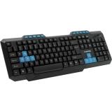 Tastatura LogiStep multimedia anti-spill USB LSKB-518