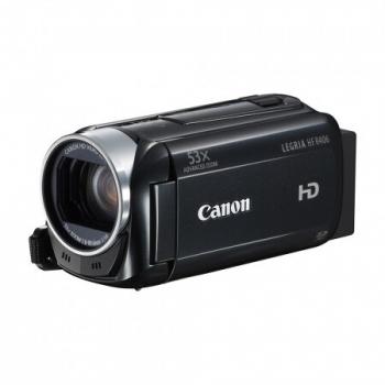 Camera Video Canon Legria HF R406 3.28MP Zoom Optic 32x Zoom digital 1020x Full HD AD8155B007AA