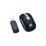 Mouse Wireless Serioux DRAGO300 optic 3 butoane 800dpi BLACK DRAGO300-BK