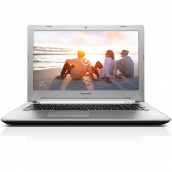 "Laptop Lenovo IdeaPad Z50-75, 15.6"" FHD (1920x1080), glare, LED-backlight, Amd A10-7300 (1.9GHz, up to 3.2Ghz, 1900MHz, 4MB), video dedicat ATI Jet Pro R6 M255DX 2GB, RAM 8GB DDR3 1600Mhz (2x4GB), HDD 1TB 5400rpm, DVD Rambo, Card Reader 2-1, boxe ste"
