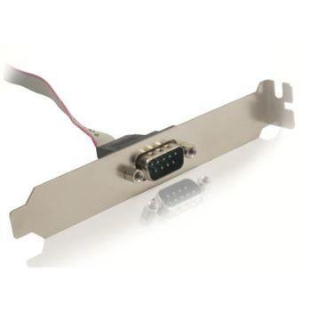Bracket Gembird Serial Port DB9 25cm CCDB9RECEPTACLE