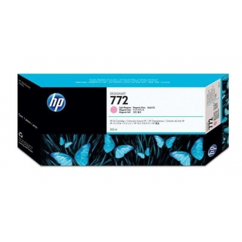 Cartus Cerneala HP Nr. 772 Light Magenta 300 ml for HP Designjet Z5200 PostScript Printer CN631A