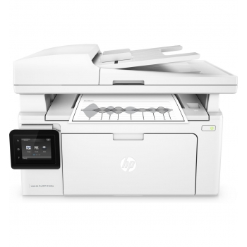 Multifunctional LaserJet Pro Alb-Negru HP MFP M130fw A4 22 ppm ADF Wireless RJ45 USB G3Q60A