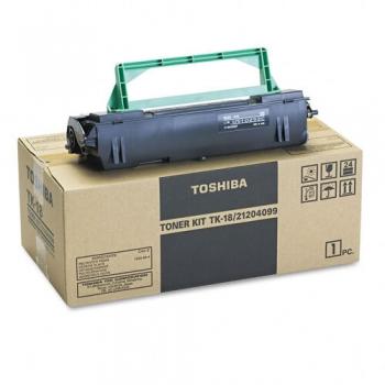 Cartus Toner Toshiba TK18 Black 8300 pagini for Toshiba DP 80, DP 80F, DP 85, DP 85F