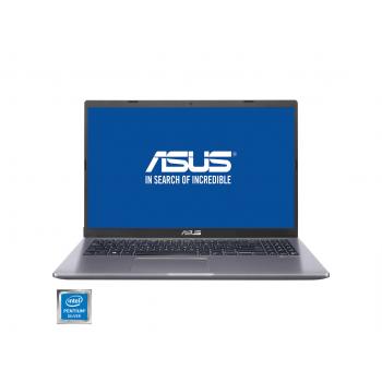 Laptop ASUS X509MA-BR541 Intel Pentium Silver N5030 15.6 HD 4GB 256GB SSD Intel UHD Graphics 605 No OS Slate Grey