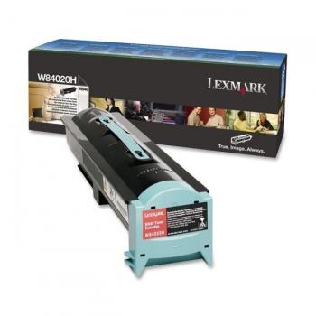Cartus Toner Lexmark W84020H Black 30000 pagini for W840, W840DN, W840N