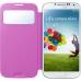 Husa Samsung S-View pentru i9505 Galaxy S IV Sirius Purple EF-CI950BVEGWW