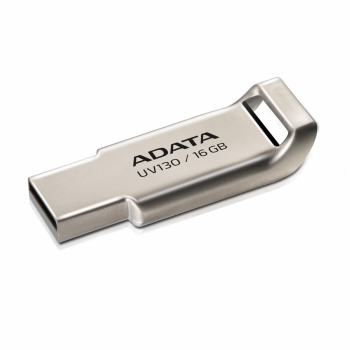 Memorie USB ADATA DashDrive Value UV130 16GB USB 2.0 Golden AUV130-16G-RGD