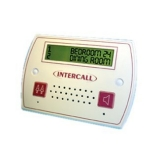 Unitate display LCD Intercall L758 audio pentru statiile de apelare seria 700