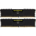 Memorie RAM Corsair Vengeance LPX Black KIT 2x8GB DDR4 2666MHz CL16 CMK16GX4M2A2666C16