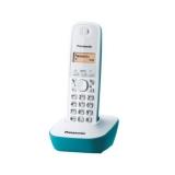 Telefon DECT Panasonic KX-TG1611FXC Caller ID Alb-Vernil