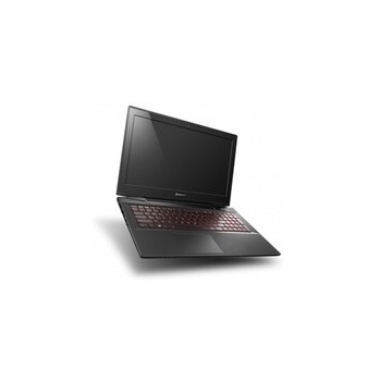 "Laptop Lenovo IdeaPad Y50-70, 15.6"" UHD (3840x2160), IPS, LED-Backlight, Intel Core i7-4720HQ (2.6GHz, up to 3.6Ghz, 1600MHz, 6M), video dedicat nVidia GTX 960M 4GB, RAM 16GB DDR3 1600Mhz (2x8GB), SSD 512GB, External 9.5mm DVD/RW, Card Reader 4-1, bo"