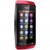 Telefon Mobil Nokia Asha 306 Red WiFi NOK306R