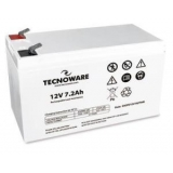POWER BATTERY TECNOWARE 12V 7,2AH