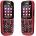 Telefon Mobil Nokia 101 Red Dual Sim NOK101RD