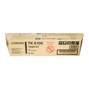 Cartus Toner Kyocera TK-810C Cyan 20000 Pagini for Kyocera Mita FS-C8026N