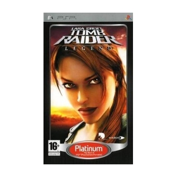 Tomb Raider Legend Platinum PSP