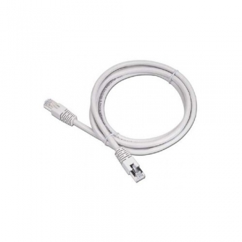 Patch cord Gembird Cat. 5E, UTP, 7.5m, alb PP12-7.5M