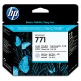 Cap Printare HP Nr. 771 Photo Black & Light Gray for Designjet Z6200 42', Designjet Z6200 60' CE020A