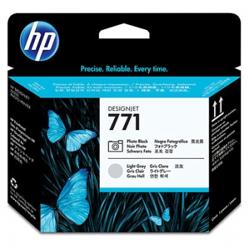 Cap Printare HP Nr. 771 Photo Black & Light Gray for Designjet Z6200 42', Designjet Z6200 60' CE020A