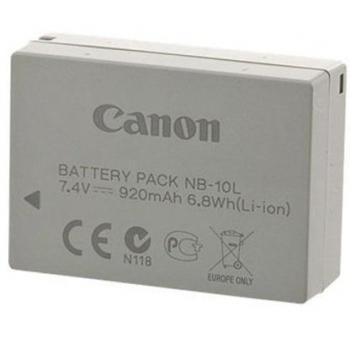 Acumulator foto Canon Li-ION NB-10L AJ5668B001AA